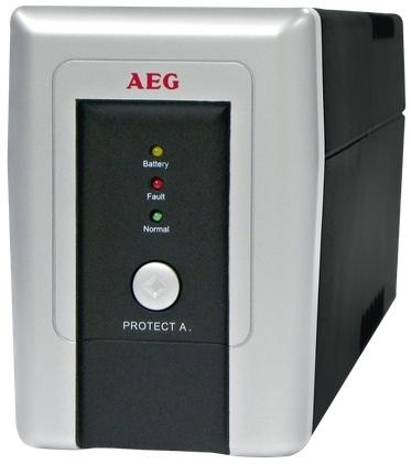 UPS ΓΡΑΦΕΙΟΥ 500VA 300W AEG PROTECT A τεχνολογια  gt  ηλ υπολογιστές  gt  ups