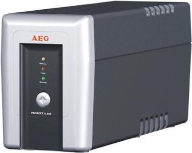 UPS ΓΡΑΦΕΙΟΥ 700VA 420W AEG PROTECT A τεχνολογια  gt  ηλ υπολογιστές  gt  ups