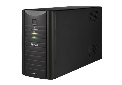 UPS ΣΤΑΘΕΡΟΠΟΙΗΤΗΣ ΤΑΣΗΣ OXXTRON 1500VA TRUST 17678 τεχνολογια  gt  ηλ υπολογιστές  gt  ups