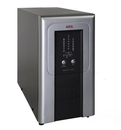 ΕΠΑΓΓΕΛΜΑΤΙΚΟ ONLINE UPS AEG PROTECT C. 2000VA 1400W τεχνολογια  gt  ηλ υπολογιστές  gt  ups