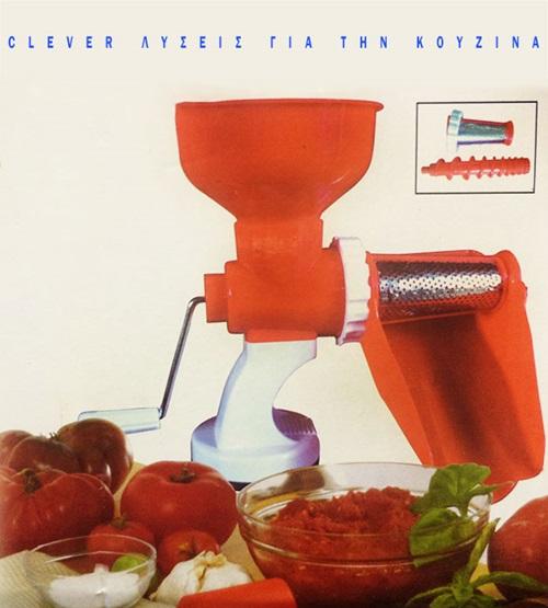 ΜΗΧΑΝΗ ΤΟΜΑΤΟΠΟΛΤΟΥ - ΧΥΜΟΥ ΣΑΛΤΣΑΣ ΝΤΟΜΑΤΑΣ ΧΕΙΡΟΣ σπιτι   γραφειο  gt  είδη κουζίνας  gt  αξεσουάρ κουζίνας