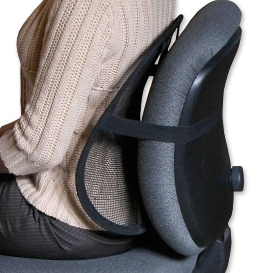 - Cojin lumbar para silla de oficina ...