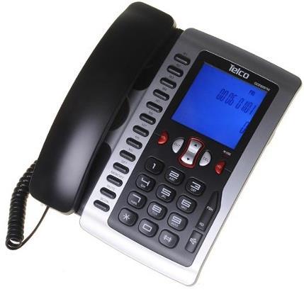 ΤΗΛΕΦΩΝΟ ΕΠΙΤΡΑΠΕΖΙΟ ΜΕ ΑΝΟΙΧΤΗ ΣΥΝΟΜΙΛΙΑ TELCO GCE6097W ΜΑΥΡΟ τεχνολογια  gt  επικοινωνία  gt  σταθερά τηλέφωνα