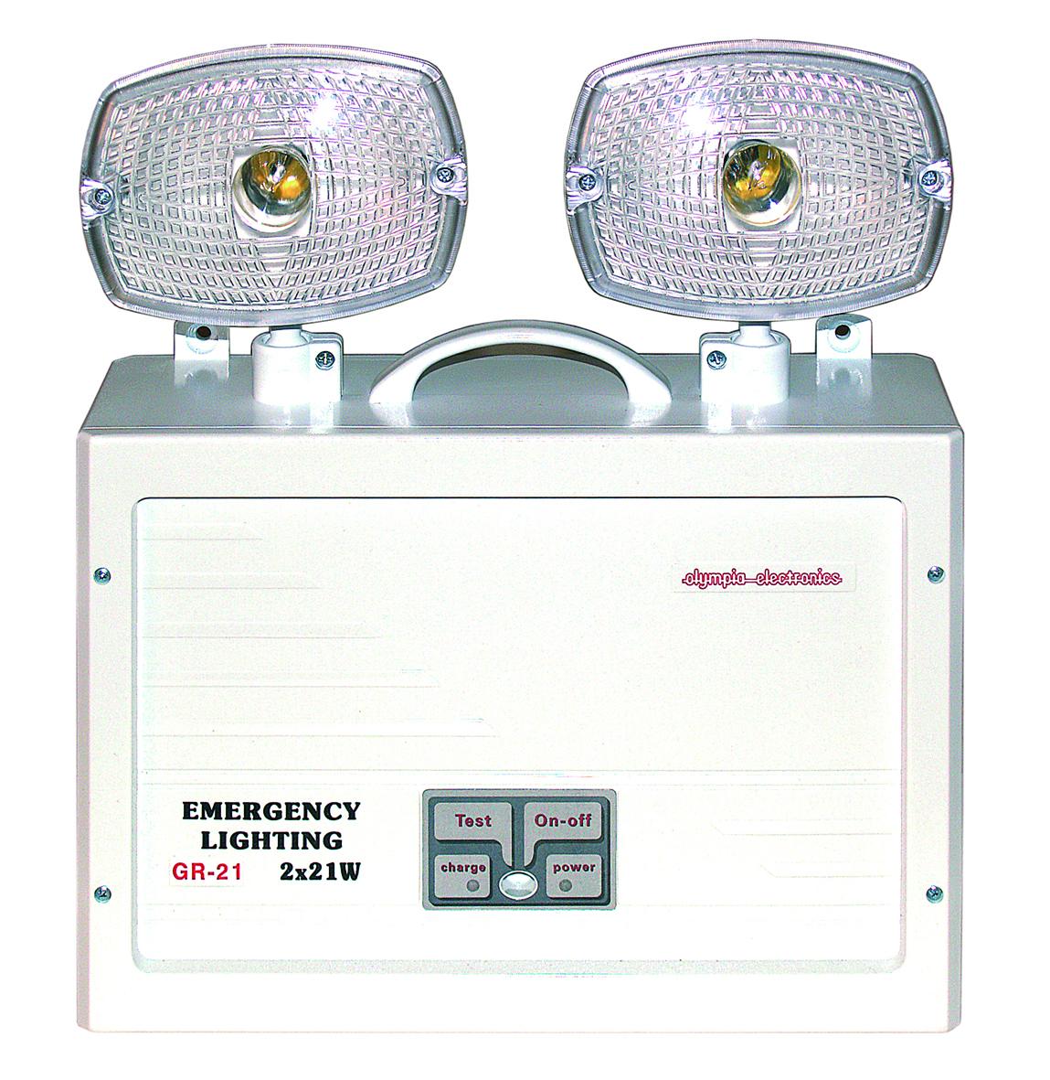 Φωτιστικό ασφαλείας υψηλής ισχύος -GRL-21 σπιτι   γραφειο  gt  συστήματα ασφαλείας  gt  φωτιστικά ασφαλείας