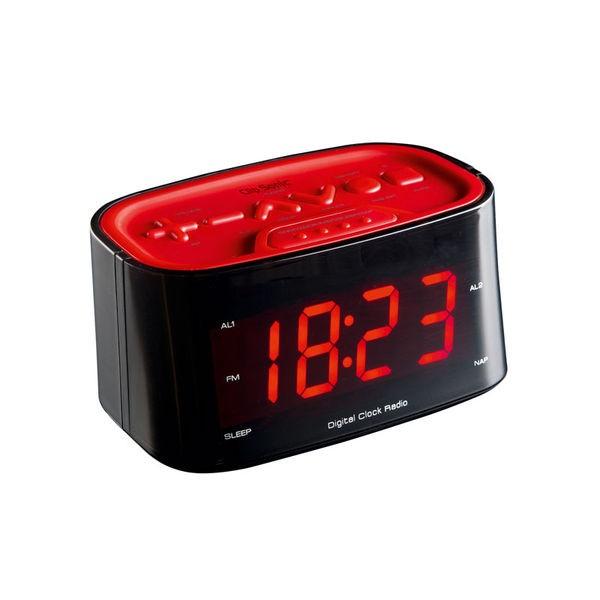 ΞΥΠΝΗΤΗΡΙ - ΡΑΔΙΟΦΩΝΟ BY CLIP SONIC AR307R διακοσμηση  gt  ρολόγια  gt  επιτραπέζια ρολόγια