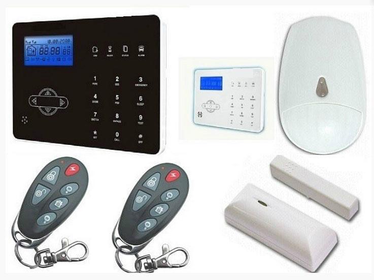 ΑΣΥΡΜΑΤΟΣ ΣΥΝΑΓΕΡΜΟΣ GSM - PSTN ΜΕ 2 ΤΗΛΕΧΕΙΡΙΣΤΗΡΙΑ - 1 ΑΣΥΡΜΑΤΗ ΠΑΓΙΔΑ - 1 ΑΣΥ σπιτι   γραφειο  gt  συστήματα ασφαλείας  gt  συναγερμοί