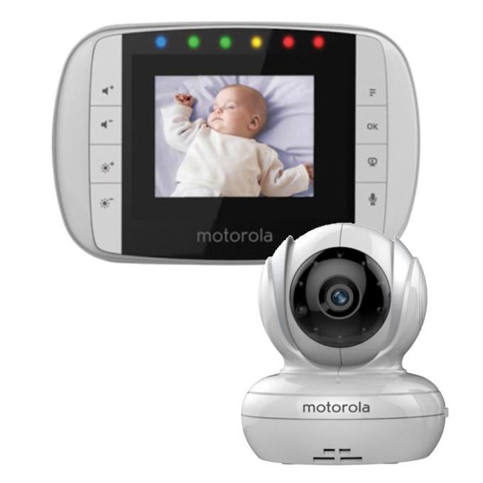 BABY MONITOR MOTOROLA MBP 33S τεχνολογια  gt  επικοινωνία  gt  ενδοεπικοινωνία για μωρά