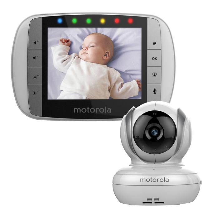 BABY MONITOR MOTOROLA MBP 36S τεχνολογια  gt  επικοινωνία  gt  ενδοεπικοινωνία για μωρά