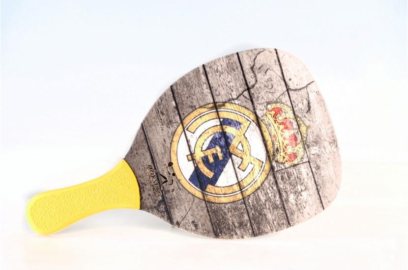 ΡΑΚΕΤΑ ΠΑΡΑΛΙΑΣ MORSETO FASHION FC REAL MADRIT χομπυ   αθλητισμος  gt  αθλητισμός  gt  ρακέτες  gt  ρακέτες morseto  gt  ρακέτε