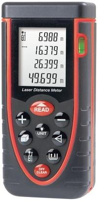 ΕΠΑΓΓΕΛΜΑΤΙΚΟΣ ΜΕΤΡΗΤΗΣ LASER ΕΩΣ 50m Sndway SW-50 τεχνολογια  gt  gadgets  gt  διάφορα gadgets