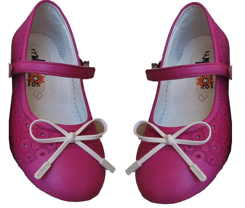 ΠΑΙΔΙΚΟ ΑΝΑΤΟΜΙΚΟ ΔΕΡΜΑΤΙΝΟ ΠΑΠΟΥΤΣΙ MILAGROS ΡΟΖ NH5504 fashion  gt  παιδί  gt  ανατομικά παπούτσια