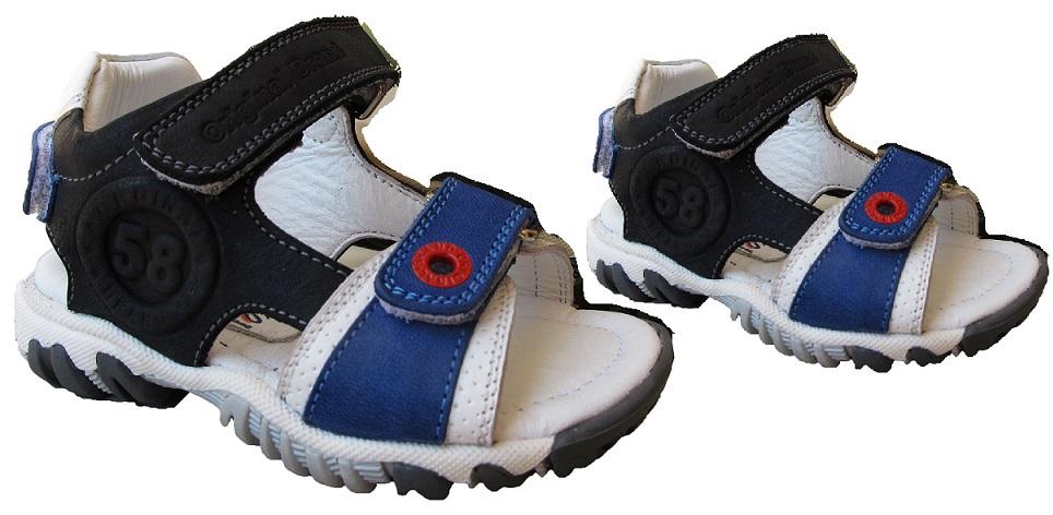 ΠΑΙΔΙΚΟ ΑΝΑΤΟΜΙΚΟ ΔΕΡΜΑΤΙΝΟ ΠΑΠΟΥΤΣΙ MILAGROS ΜΠΛΕ NF5113 fashion  gt  παιδί  gt  ανατομικά παπούτσια
