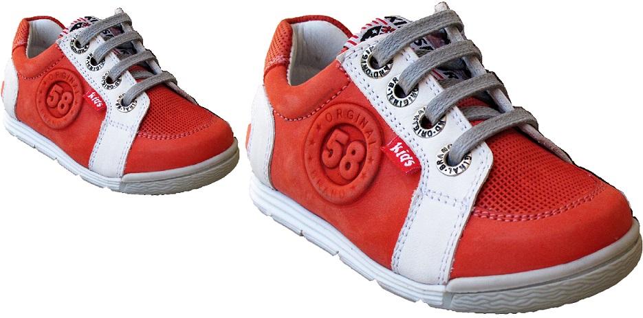 ΠΑΙΔΙΚΟ ΑΝΑΤΟΜΙΚΟ ΔΕΡΜΑΤΙΝΟ ΠΑΠΟΥΤΣΙ MILAGROS ΚΟΚΚΙΝΟ NE560 fashion  gt  παιδί  gt  ανατομικά παπούτσια