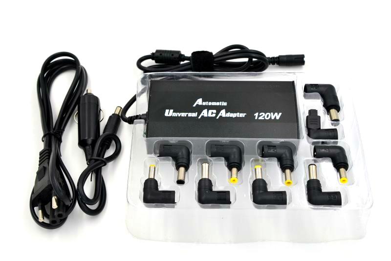 ΤΡΟΦΟΔΟΤΙΚΟ ΓΙΑ ΛΑΠΤΟΠ 12OW UNIVERSAL ΜΕ USB ΠΡΙΖΑΣ/ΑΥΤΟΚΙΝΗΤΟΥ YT-120WBC OEM τεχνολογια  gt  gadgets  gt  διάφορα gadgets