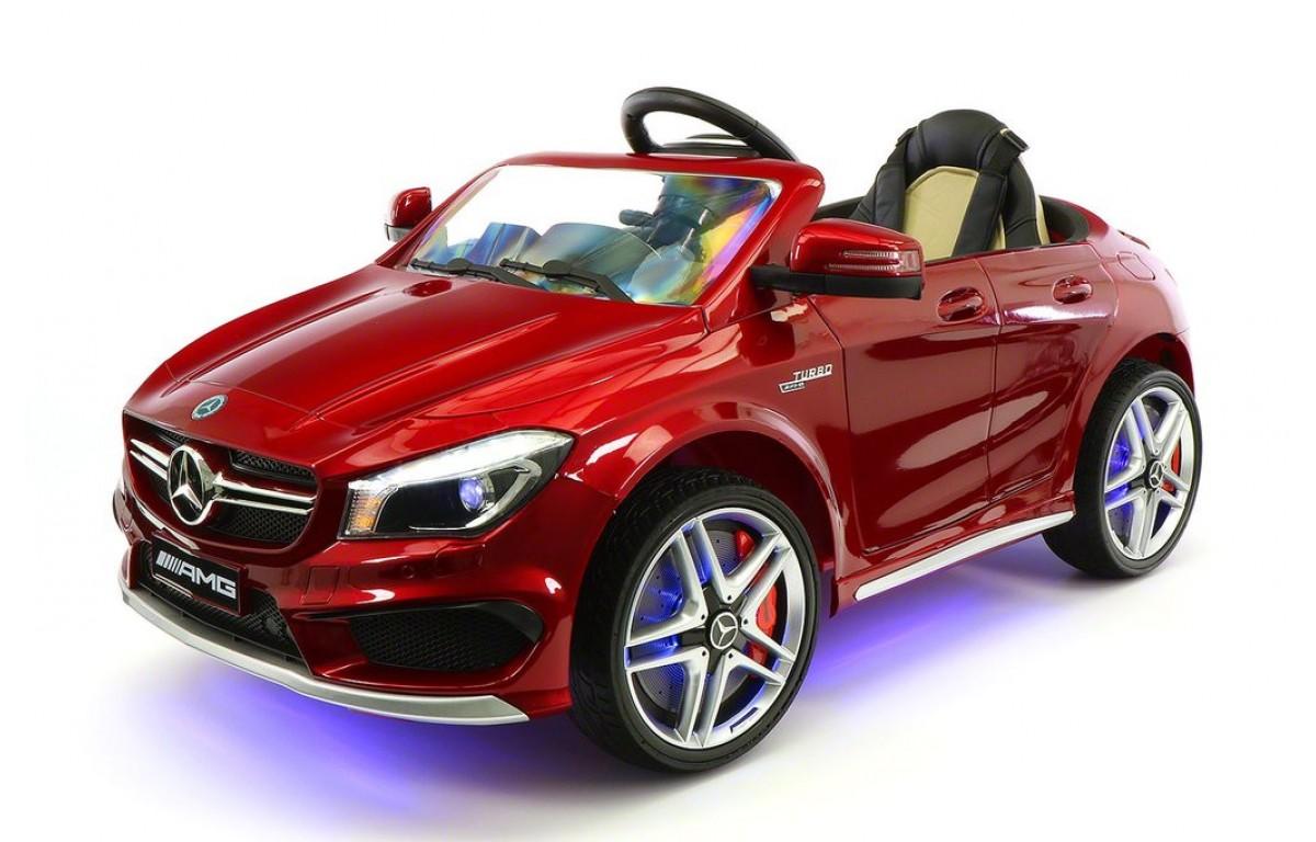 ΗΛΕΚΤΡΟΚΙΝΗΤΟ MERCEDES BENZ CLA 45 12VOLT #5246043 RED SCORPIONWHEELS χομπυ   αθλητισμος  gt  παιδικά ηλεκτροκίνητα  gt  ηλεκτροκίνητα παιδικά αυτοκίν