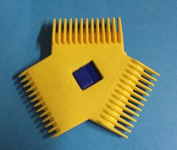 Κουρευτική χτένα διπλής χρήσης για ανθρώπους και κατοικίδια OEM ... fe9c369f1f6