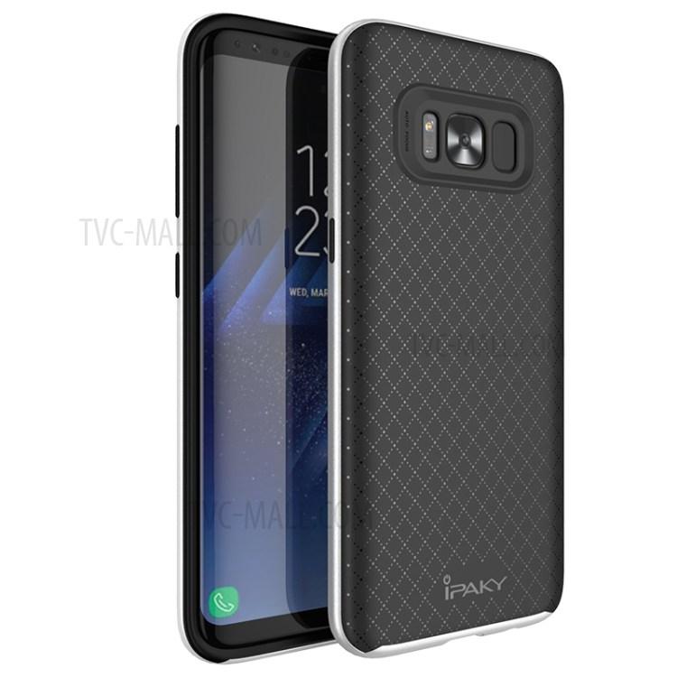 IP-S8GR iPAKY ORIGINAL HYBRID CASE S8 BLACK/ GREY OEM τεχνολογια  gt  gadgets  gt  θήκες για smartphones  gt  θήκες samsung galaxy