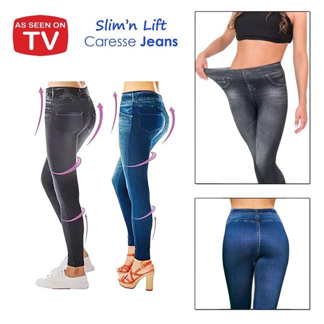 Τζιν Κολάν - Caresse Jeans για καλοσχηματισμένη σιλουέτα OEM fashion  gt  γυναίκα