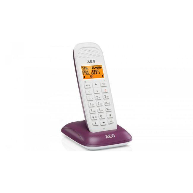 Ασύρματο τηλέφωνο DECT με φωτιζόμενη οθόνη LCD και μεγάλη χωρητικότητα επαφών OE τεχνολογια  gt  επικοινωνία  gt  ασύρματα τηλέφωνα