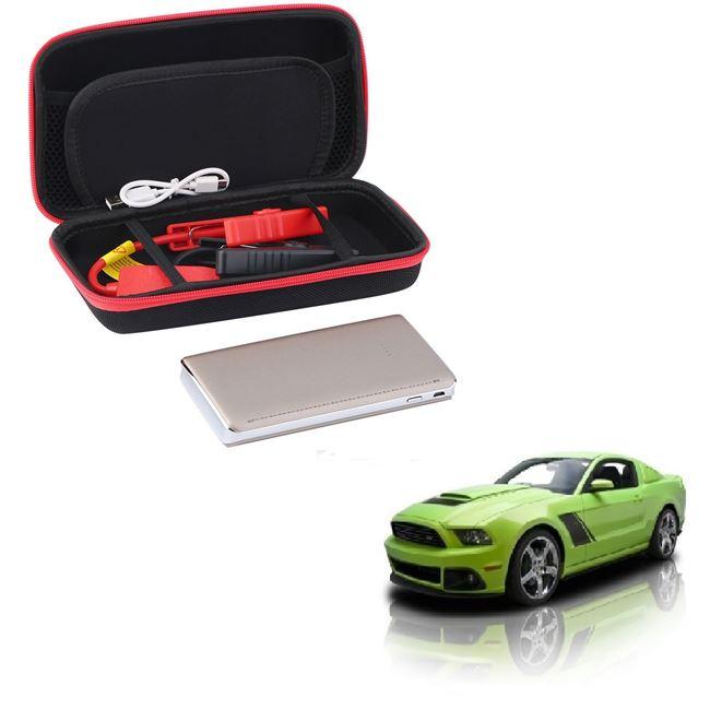 Εκκινητής φορτιστής μπαταρίας αυτοκινήτου + Power Bank με υποδοχή USB και micro- auto   moto  gt  αξεσουάρ οχημάτων  gt  αξεσουάρ αυτοκινήτου