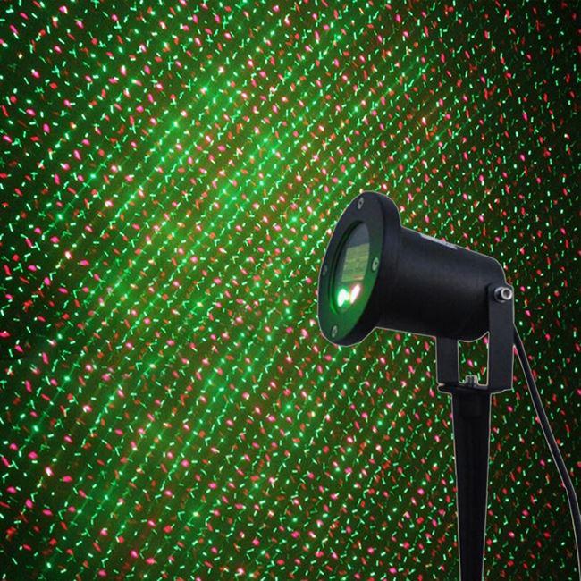 Τηλεχειριζόμενο φωτορυθμικό laser αδιάβροχο εξωτερικού - εσωτερικού χώρου με πάσ τεχνολογια  gt  φωτισμός  amp  αξεσουάρ