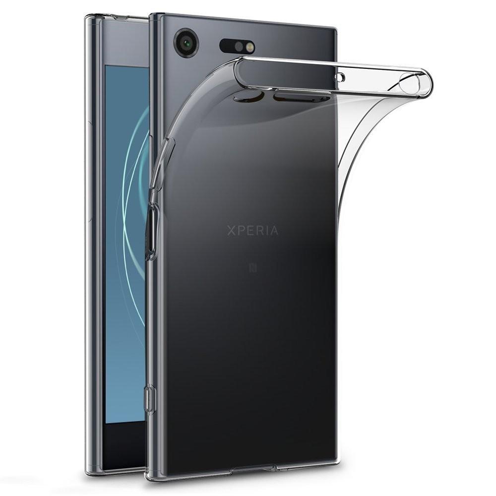 Διάφανη Θήκη Σιλικόνης Sony Xperia XZ Premium - Clear (118-005-349) BY TERRAPIN OEM