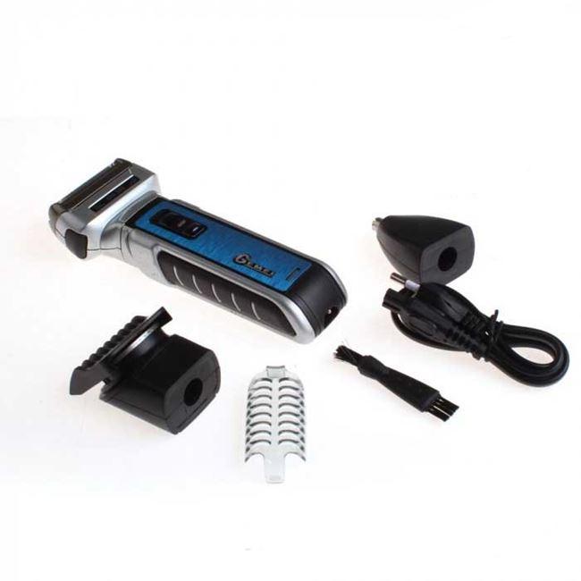 Ξυριστική μηχανή – Trimmer – Αποτριχωτική αυτιών + μύτης 3 in 1 ΟΕΜ