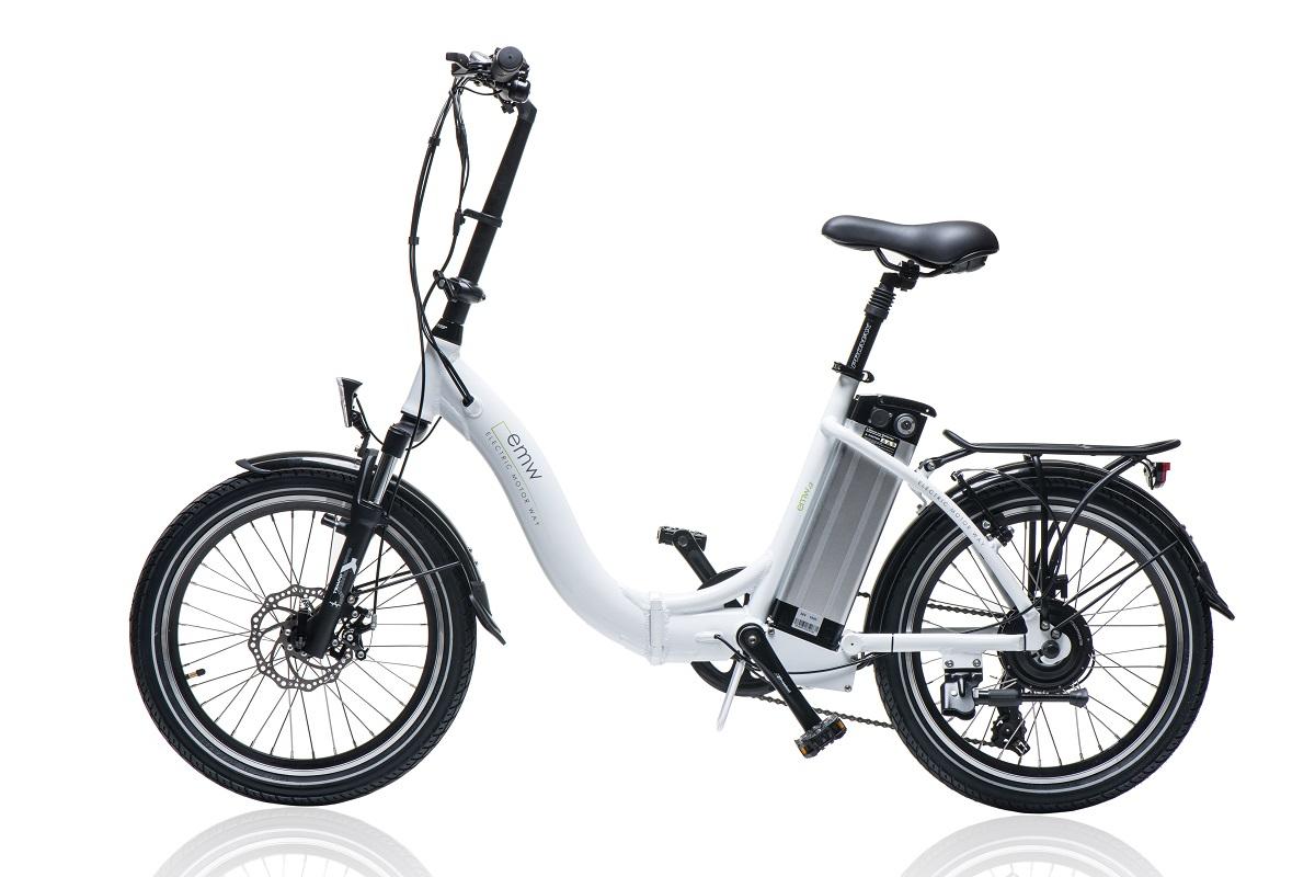 EMW TDN ΣΠΑΣΤΟ ΗΛΕΚΤΡΙΚΟ ΠΟΔΗΛΑΤΟ 20 ιντσών auto   moto  gt  οχήματα  gt  ηλεκτρικά ποδήλατα